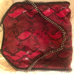 Stella McCartney Falabella Snakeskin bag